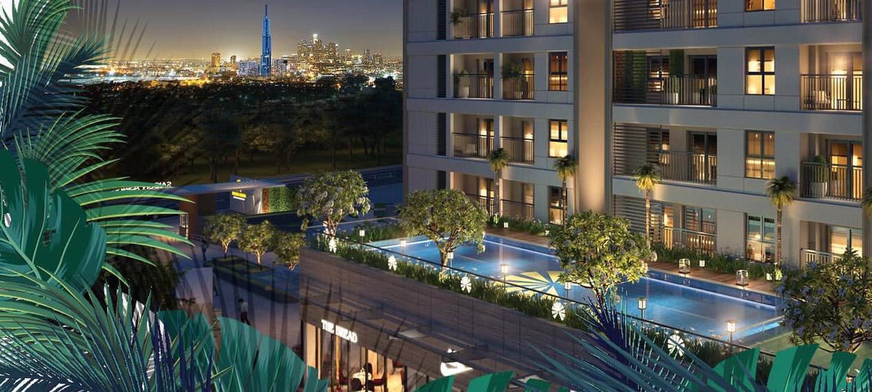 Bảng báo giá cho thuê căn hộ chung cư quận 6
