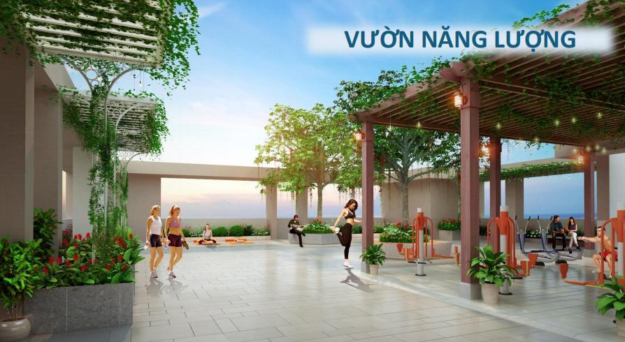 Môi trường sống tốt cho sức khoẻ của cả gia đình tại Căn hộ Saigon Asiana
