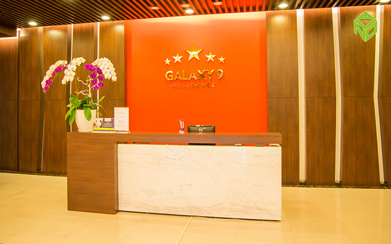Khu Galaxy 9 quận 4 thành thị hiện đại, văn minh của thành phố Hồ Chí Minh