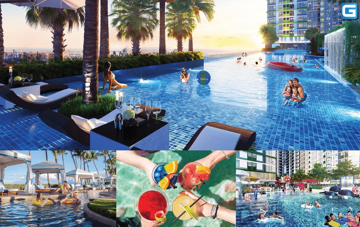 Căn hộ chung cư cho thuê Saigon Riverside City lựa chọn hoàn hảo cho chủ nhân xứng tầm