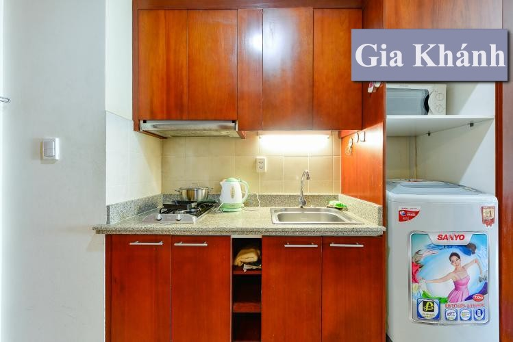 Căn hộ The Manor 1 phòng ngủ cho thuê lầu trên 10 Giá hấp Dẫn