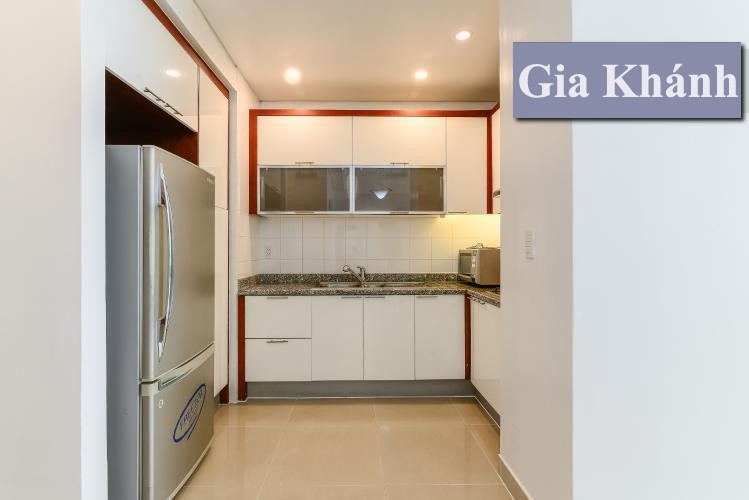 Cho thuê căn 3PN The Manor Bình Thạnh, tháp B giá 23 tr/tháng, Full Nội Thất