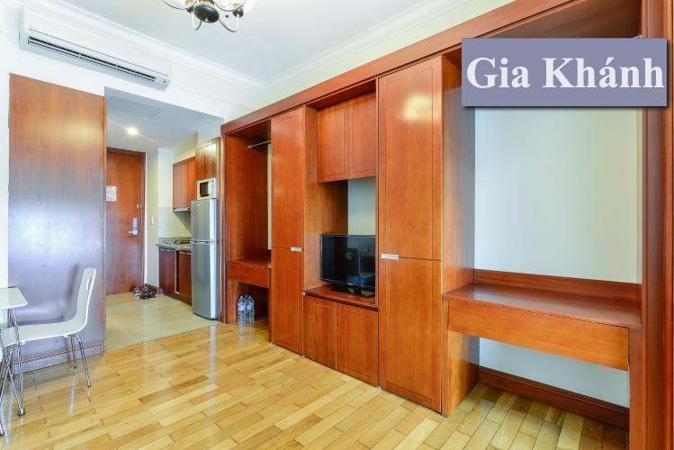 Cho thuê 1PN Officetel The Manor HCM, Đầy Đủ Nội Thất, Giá Tốt
