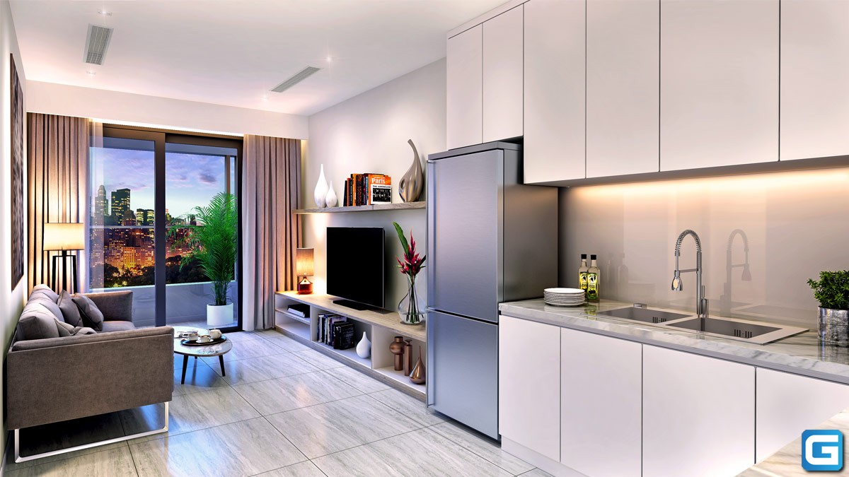 """Đầu tư Khu chung cư cao cấp Aio City – ung dung nhận lợi nhuận """"khủng"""""""