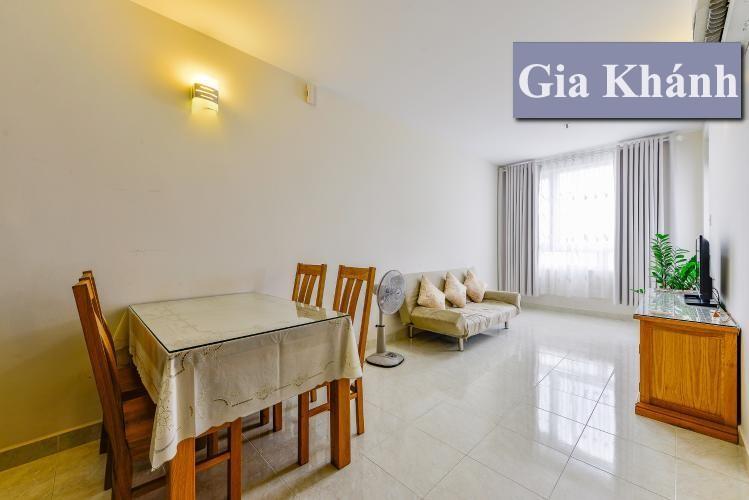 Cho thuê căn hộ 1 phòng ngủ Riverside 90, Tầng Cao, Giá Rẻ