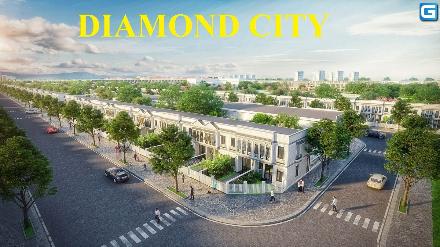 Diamond City Củ Chi