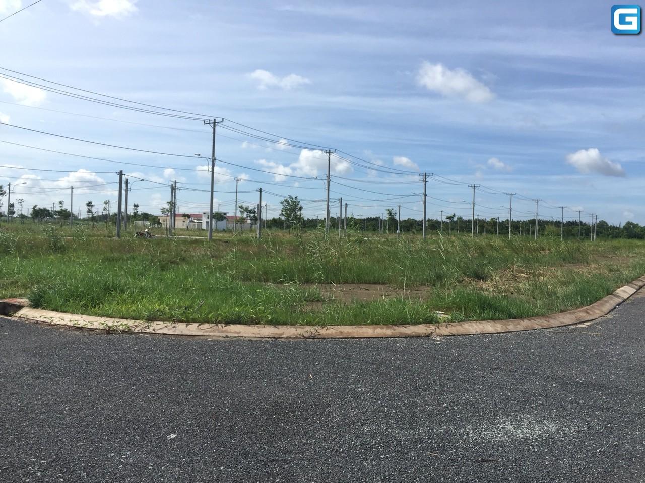 dự án đất nền Long Hậu Riverside Long An