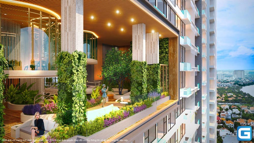 dự án căn hộ Q2 Thảo Điền