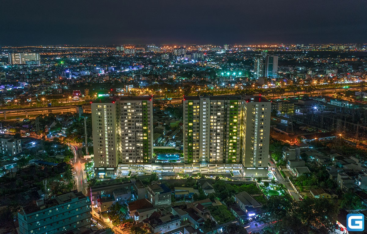 Cho thuê căn hộ chung cư Lavita Charm sẽ có tầm nhìn thoáng đãng