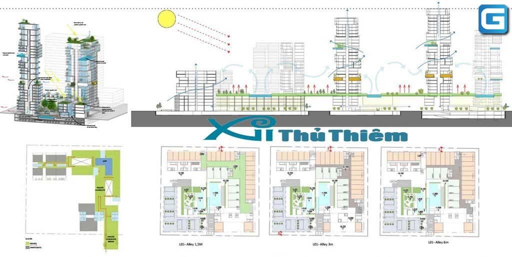 dự án căn hộ Thủ Thiêm Xi