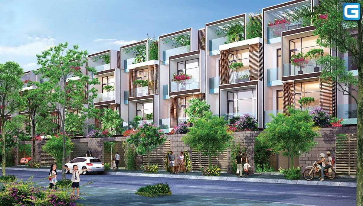dự án đất nền nhà phố Sài Gòn Star City