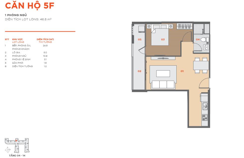 dự án căn hộ Hausbelo quận 9