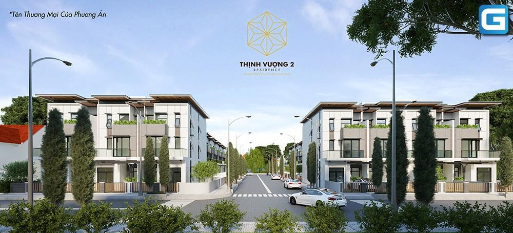 dự án đất nền Thịnh Vượng Residence Củ Chi
