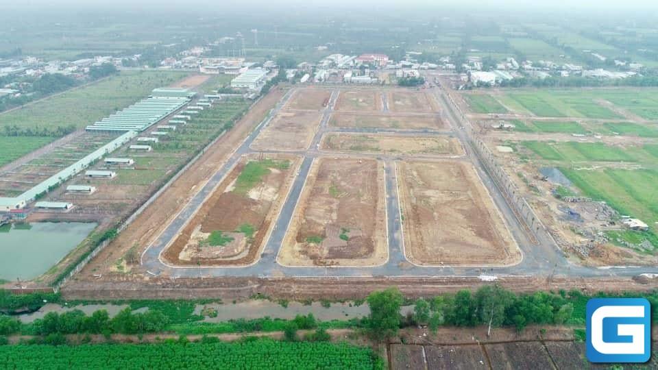 dự án đất nền Asaka Riverside bến lức long an