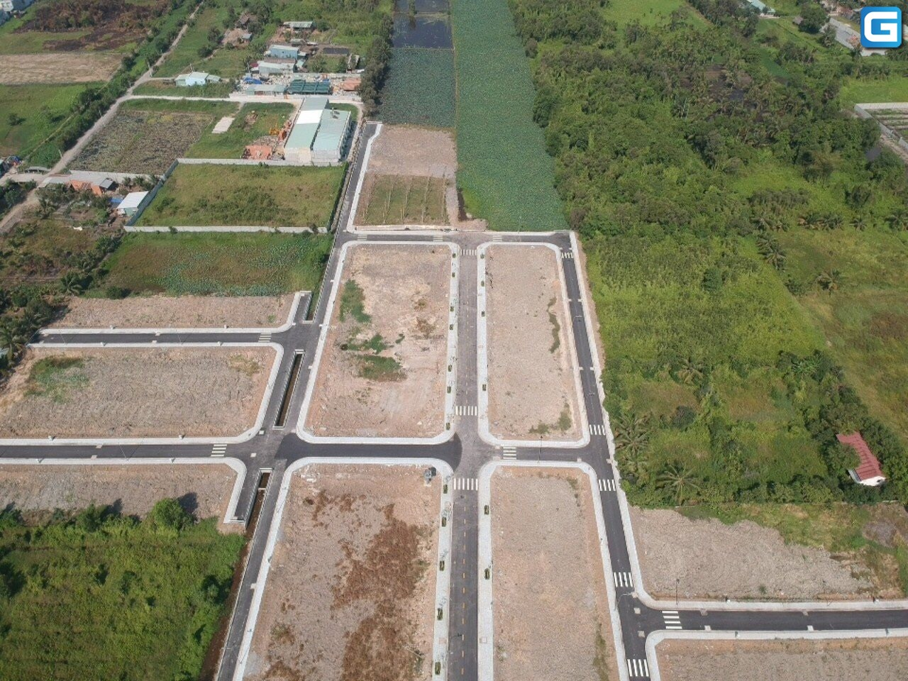 dự án đất nền Bình Mỹ Center Củ Chi