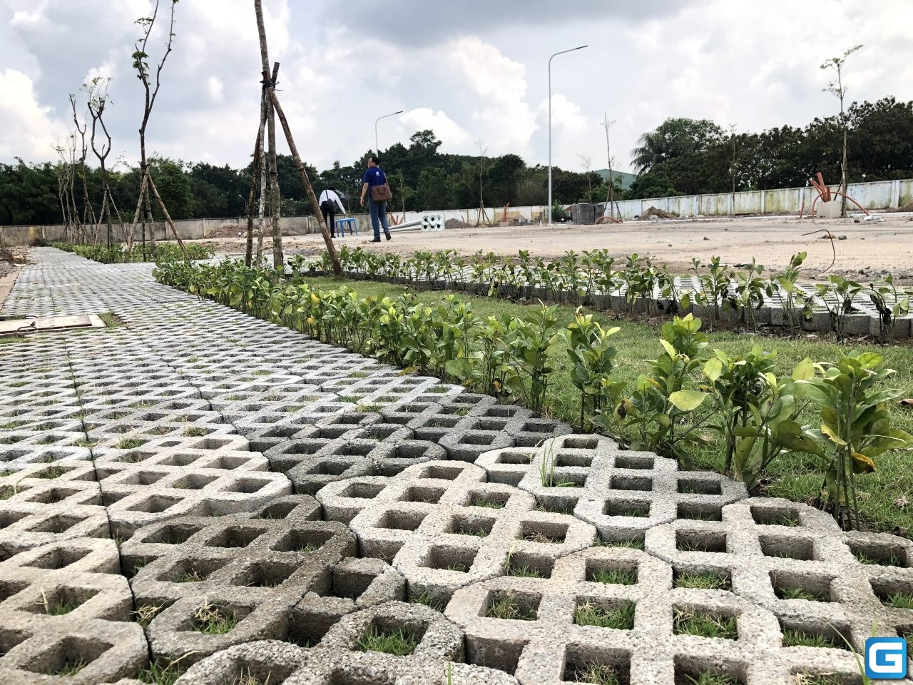 dự án đất nền Khu dân cư TVC Củ Chi