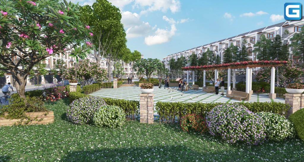 dự án đất nền Future Center Củ Chi