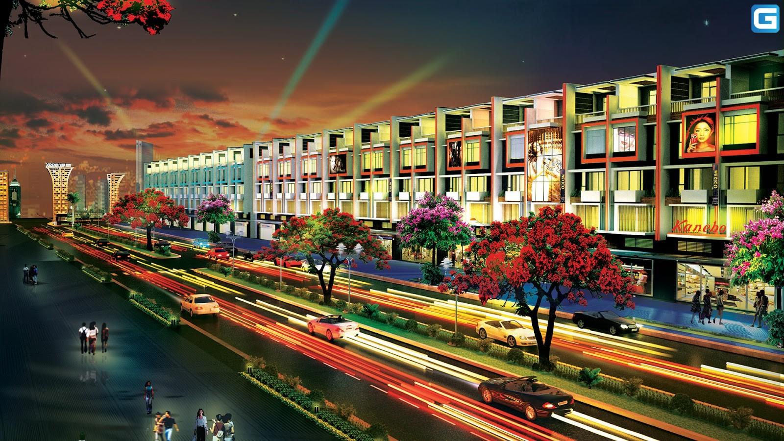 dự án Vạn Phúc Riverside City