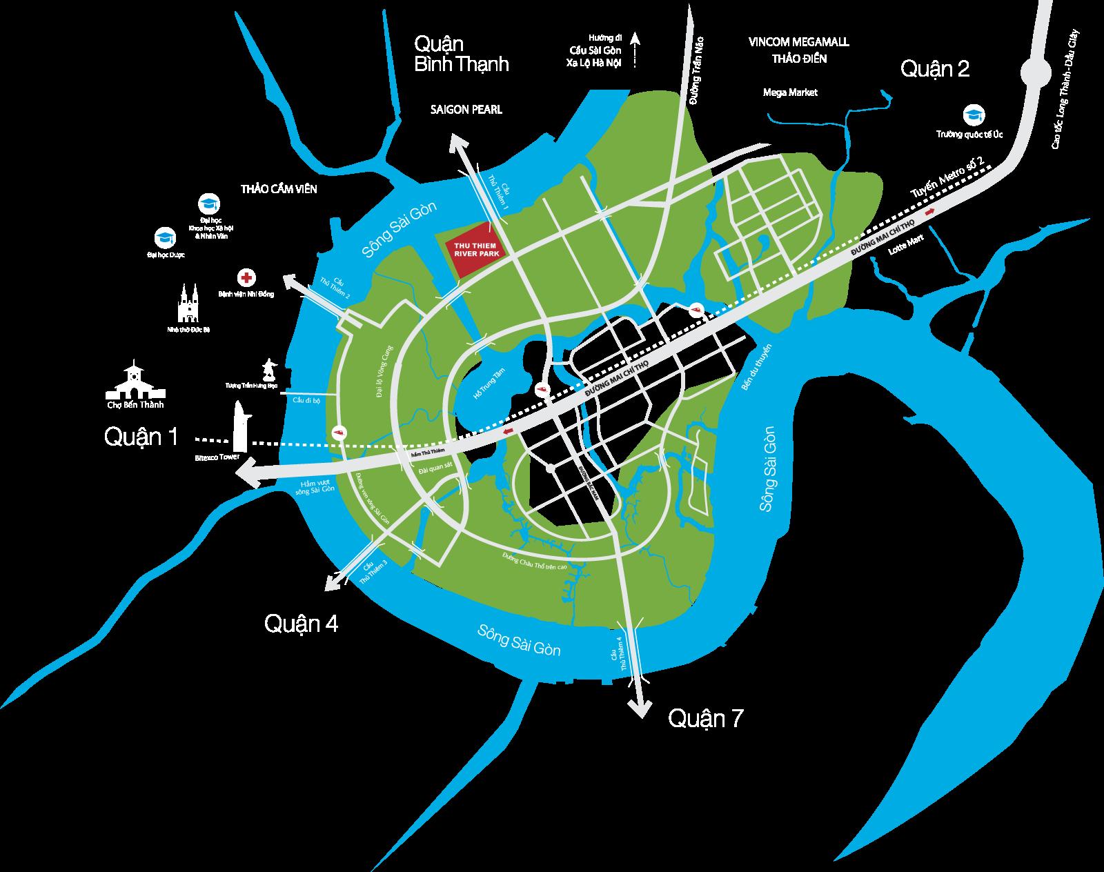 Thủ Thiêm River Park