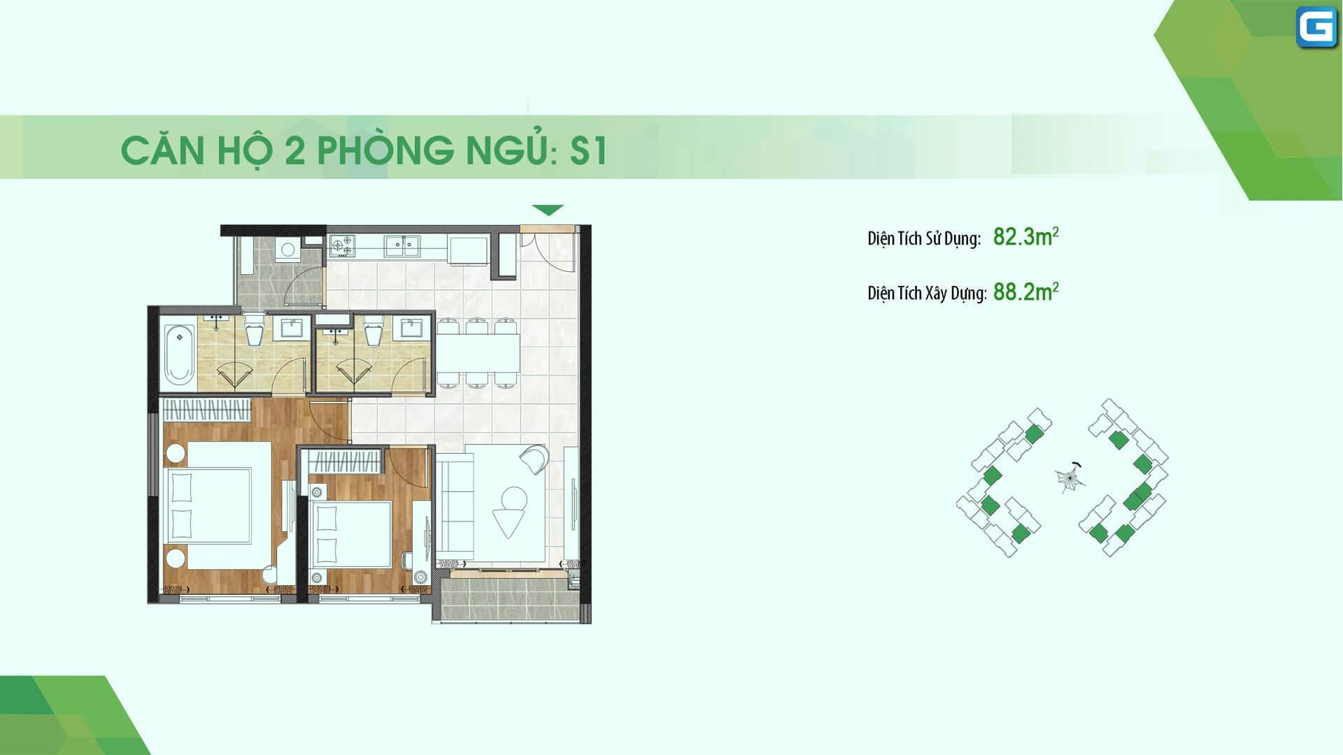 dự án căn hộ Sadora Apartment khu đô thị Sala