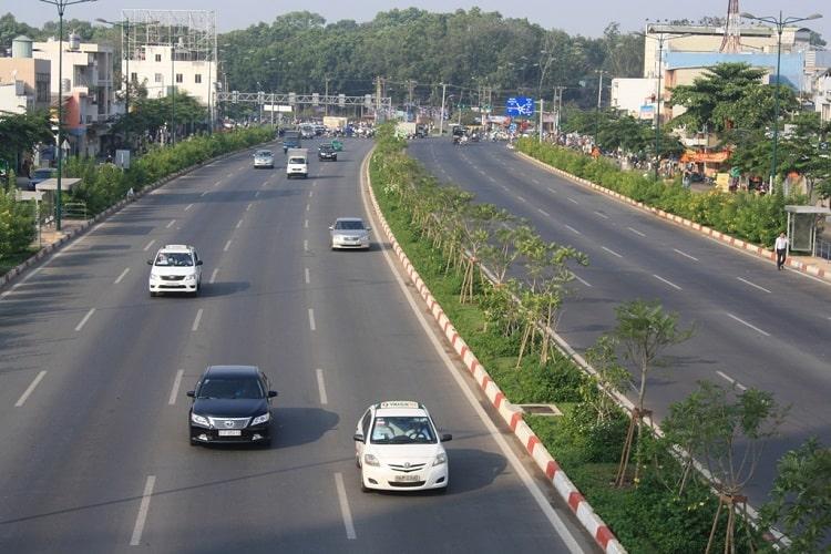 Các dự án xung quanh tuyến đường Phạm Văn Đồng