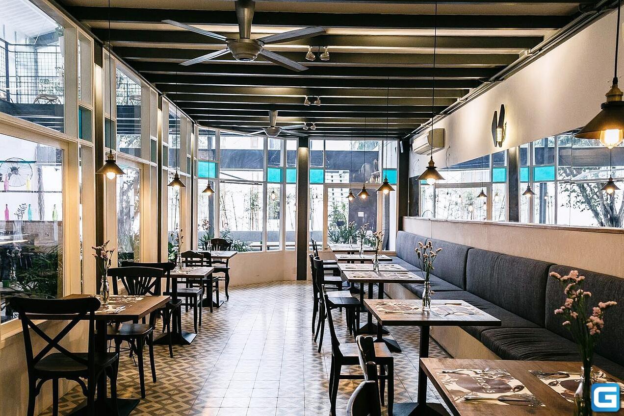 Cafe Quận 2 - Top 5 quán cafe chất nhất cần khám phá