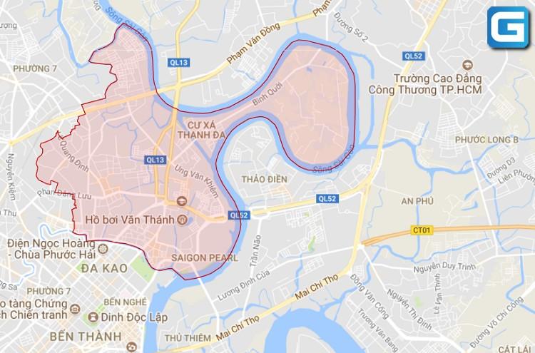 Cho thuê chung cư quận Bình Thạnh