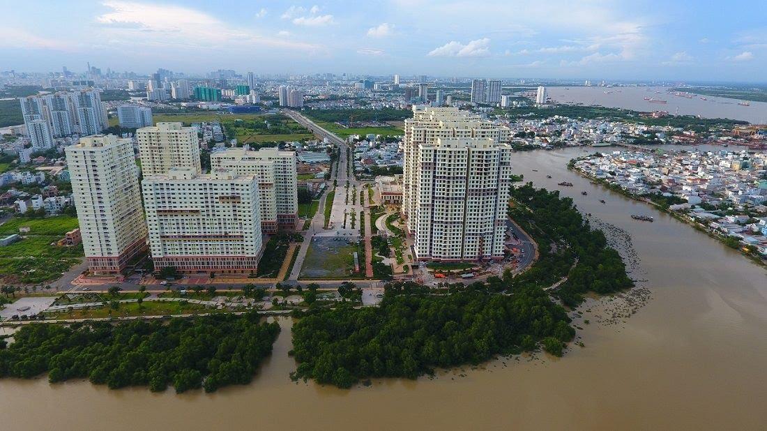 Top 5 dự án trên đường 15B Nguyễn Lương Bằng nối dài