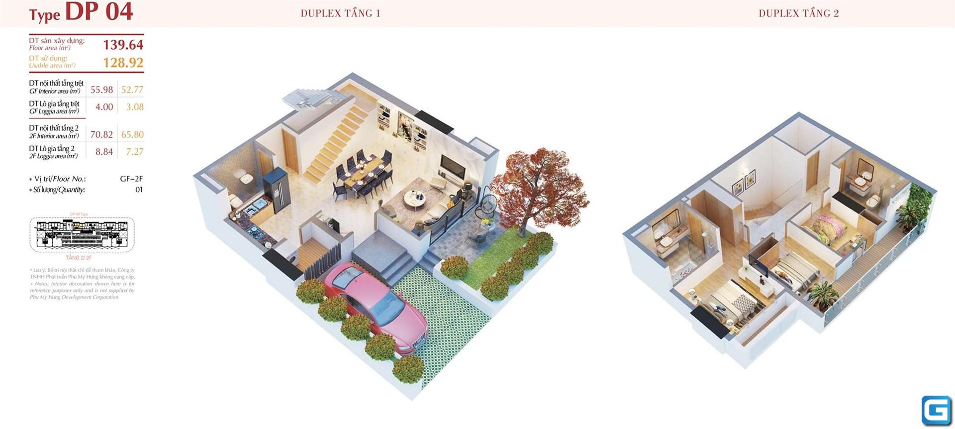 dự án căn hộ The Ascentia Phú Mỹ Hưng Quận 7