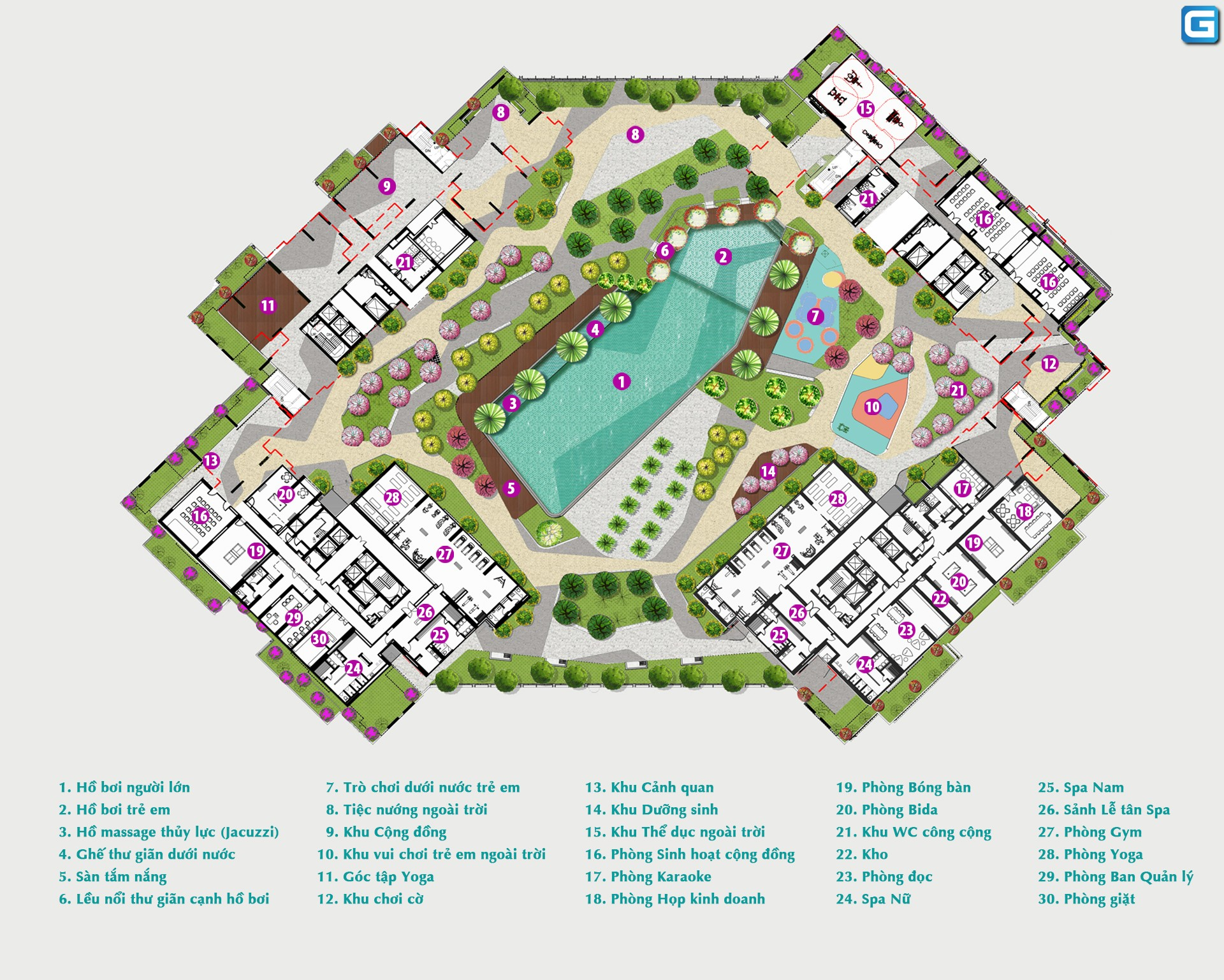 Sadora Apartment