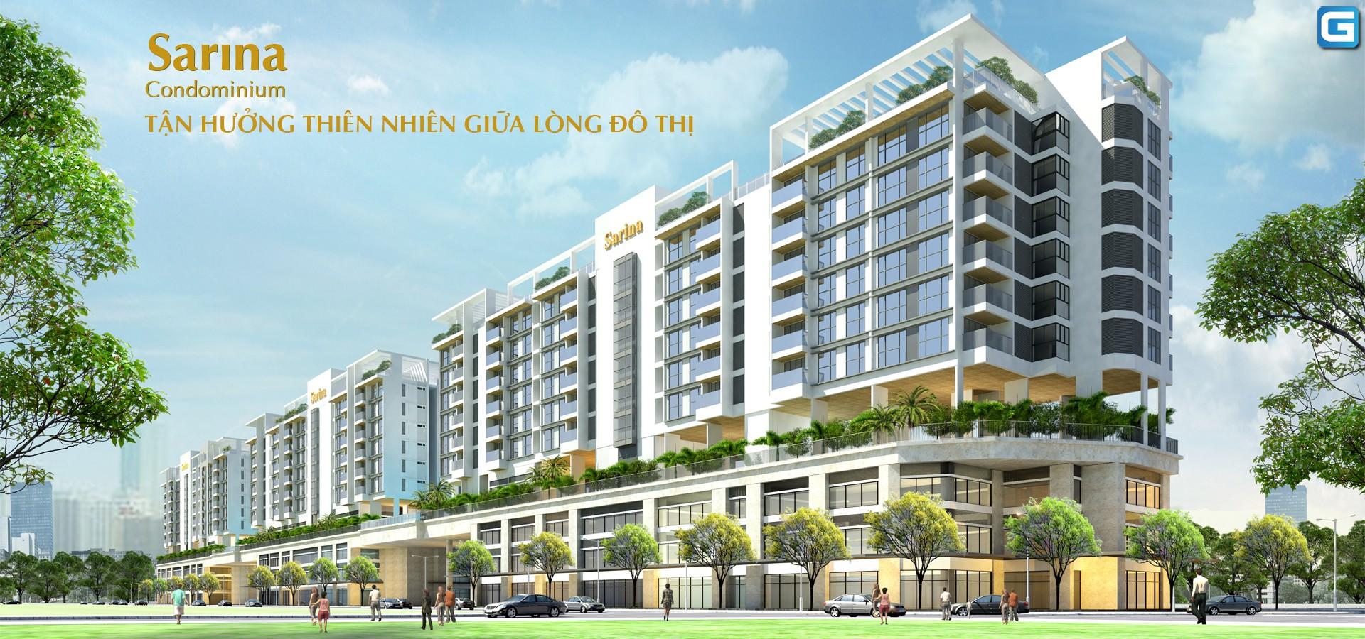 Sarina Condominium Sala