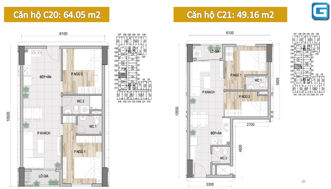 dự án căn hộ Prosper Plaza quận 12