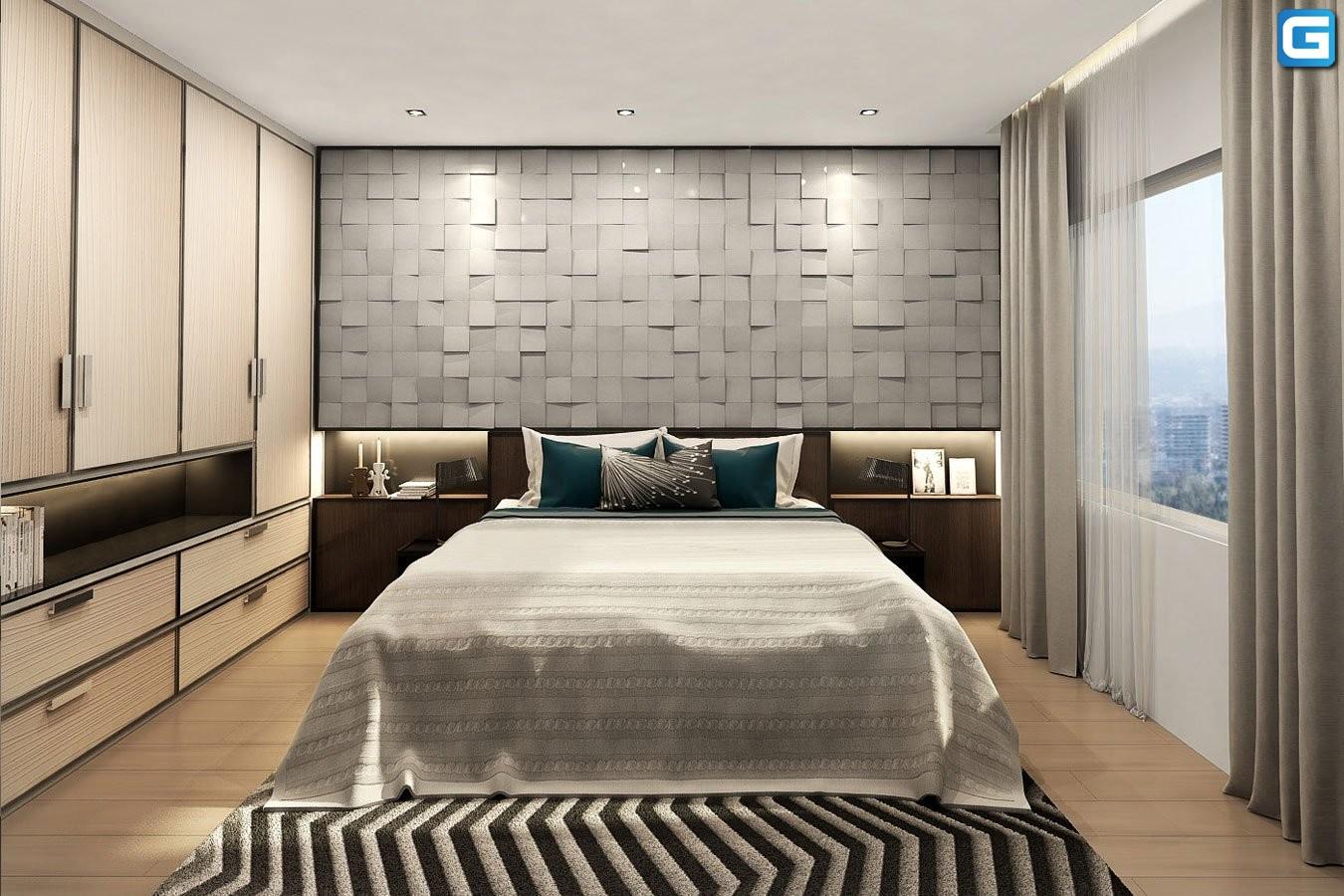 Cho thuê căn hộ hạng sang Sadora Apartment mang âm hưởng cuộc sống thượng lưu