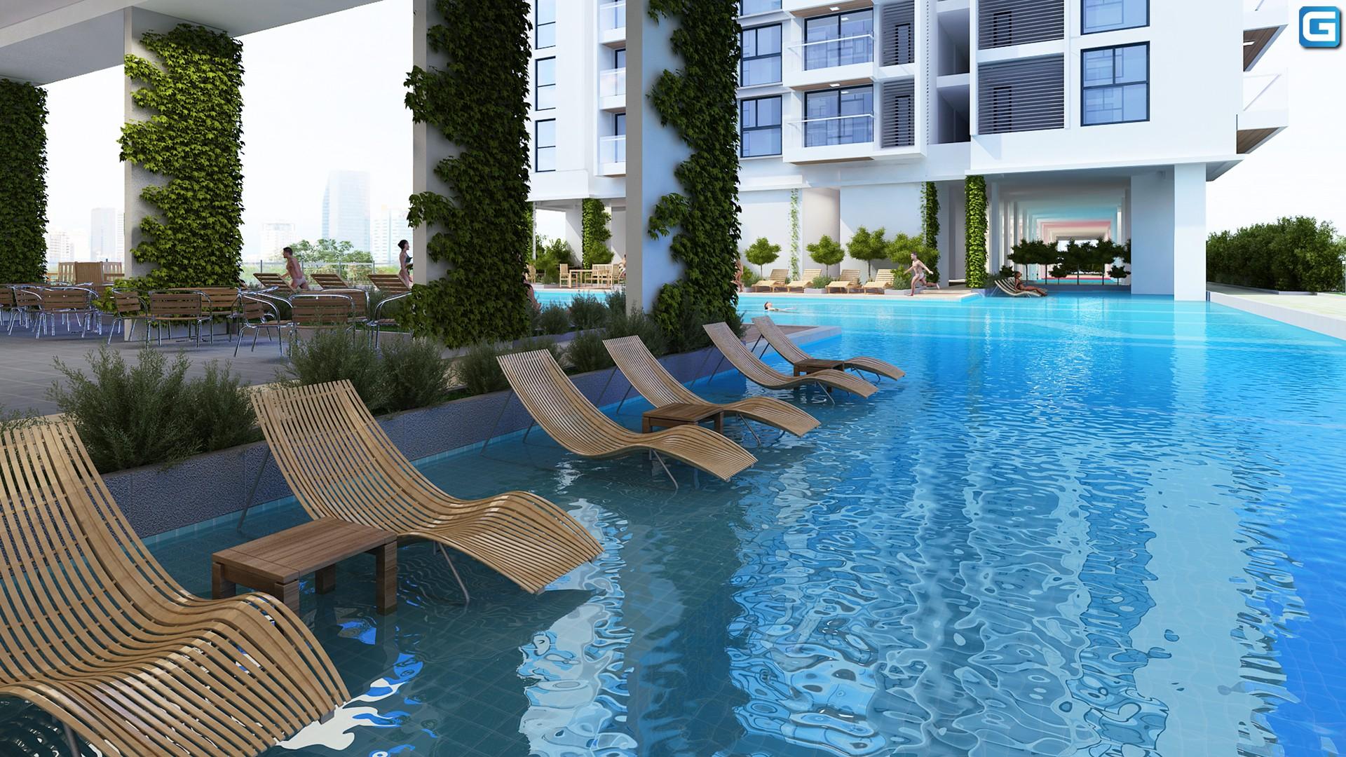 dự án căn hộ chung cư Sarina Condominium