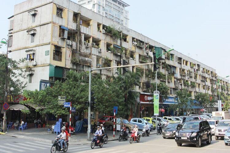 Top #5 kinh nghiệm chọn mua căn hộ chung cư cũ