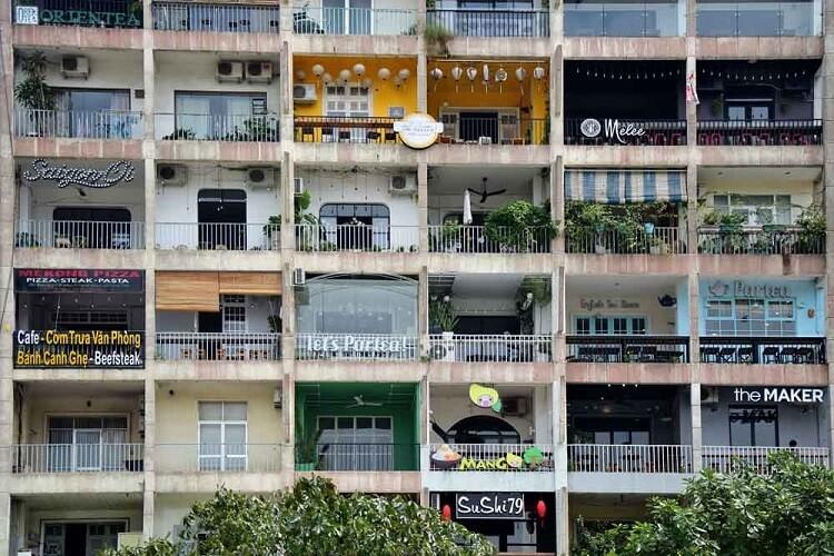 kinh nghiệm chọn mua căn hộ chung cư cũ