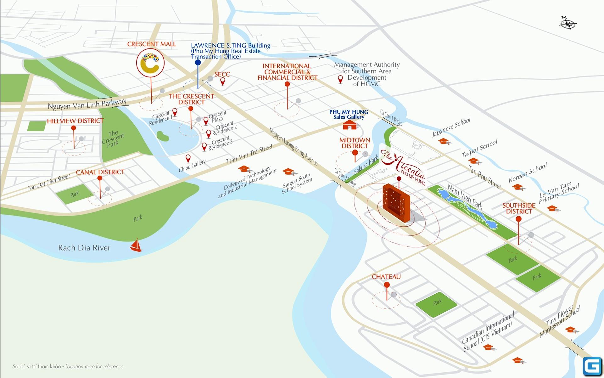The Ascentia Phú Mỹ Hưng