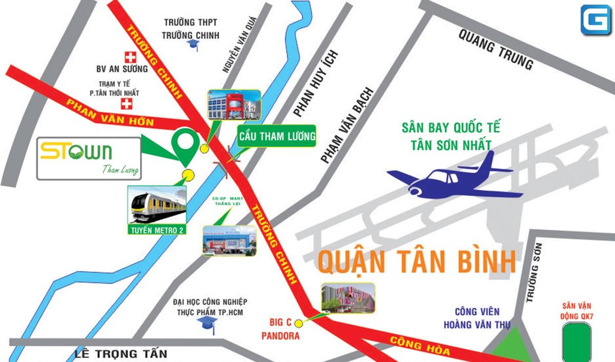 Stown Tham Lương