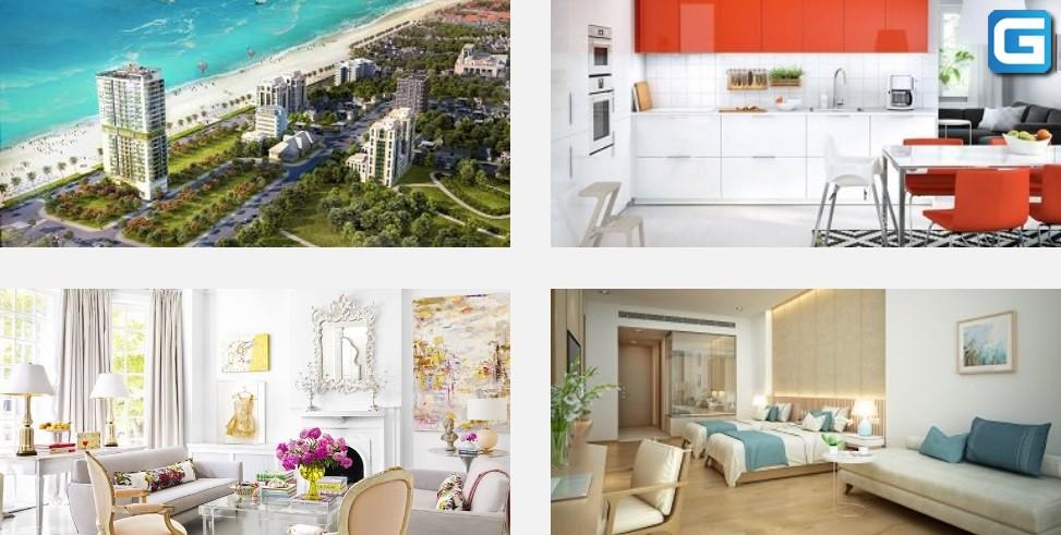 dự án căn hộ condotle TMS Luxury Hotel & Residence Quy Nhơn