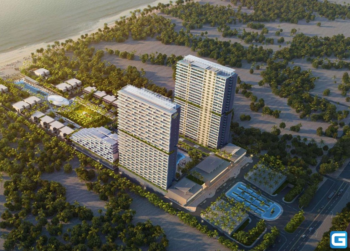 Aria Danang Hotels and Resort