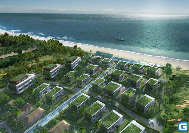 dự án căn hộ condotel và biệt thự Aria Danang Hotels and Resort