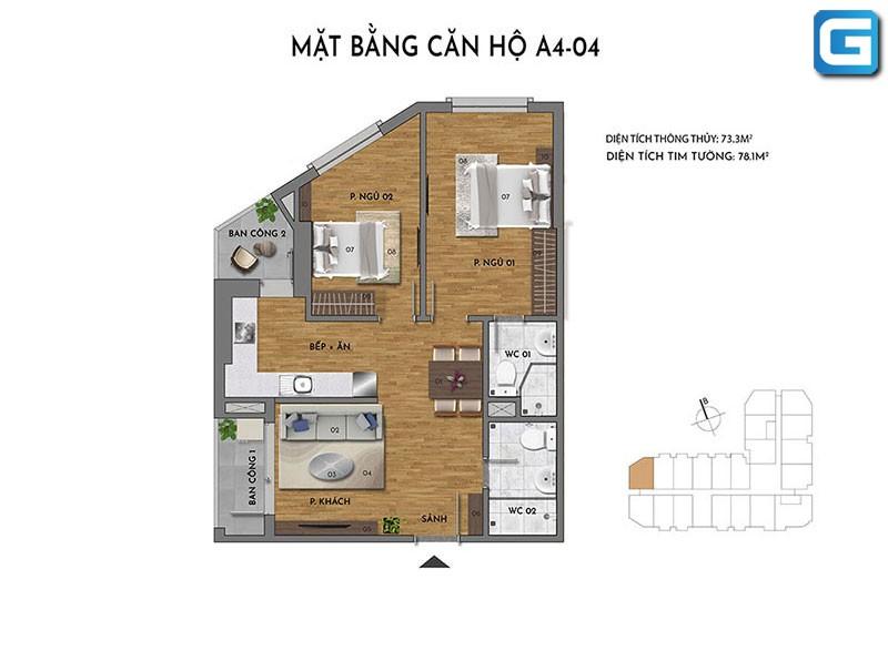 dự án căn hộ condotel Ramada by Wyndham Hạ Long Bay View