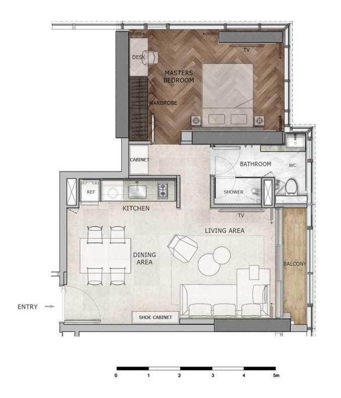 dự án căn hộ The Centennial BaSon quận 1