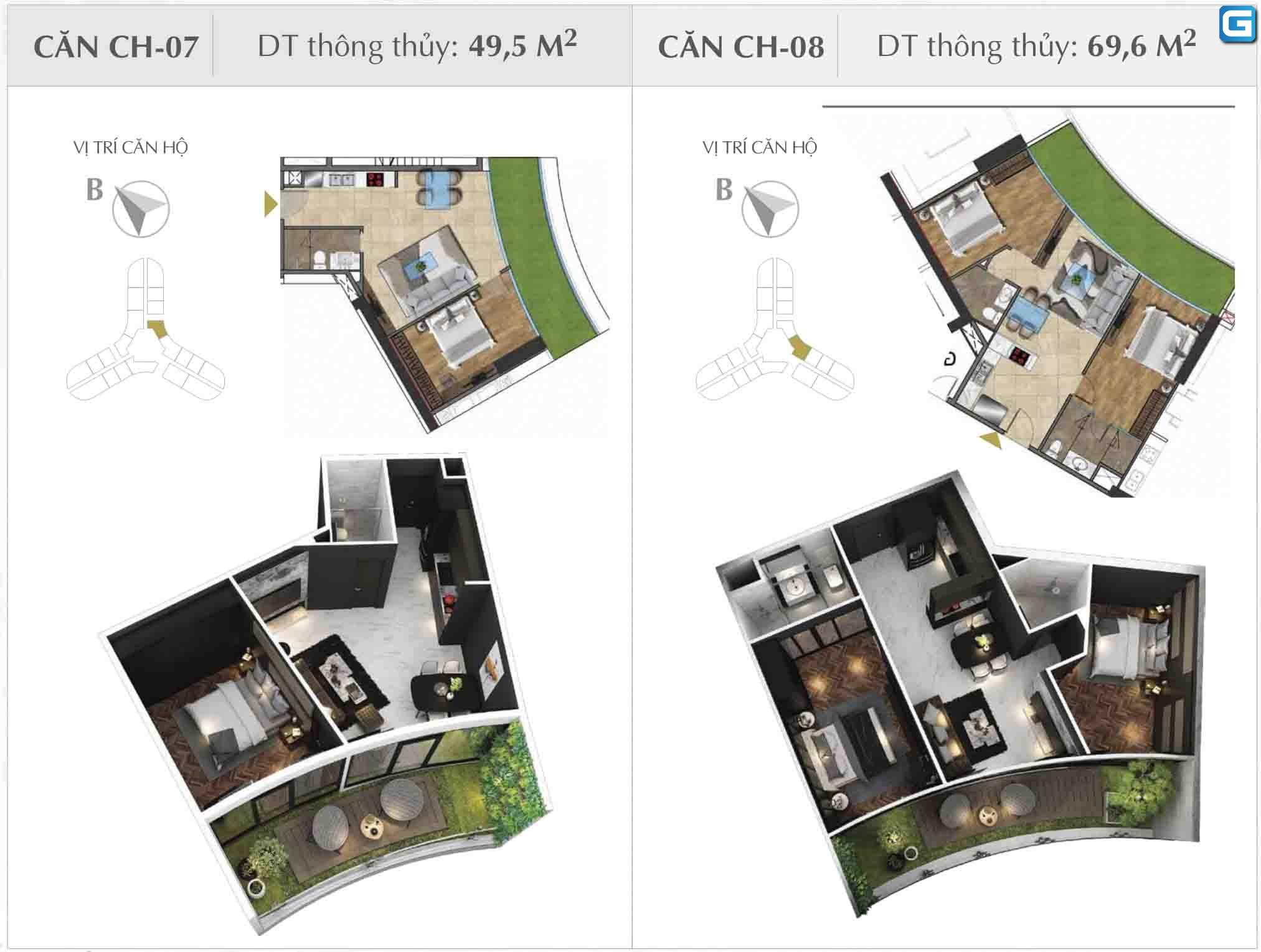 dự án căn hộ Sunshine Diamond River đào trí quận 7