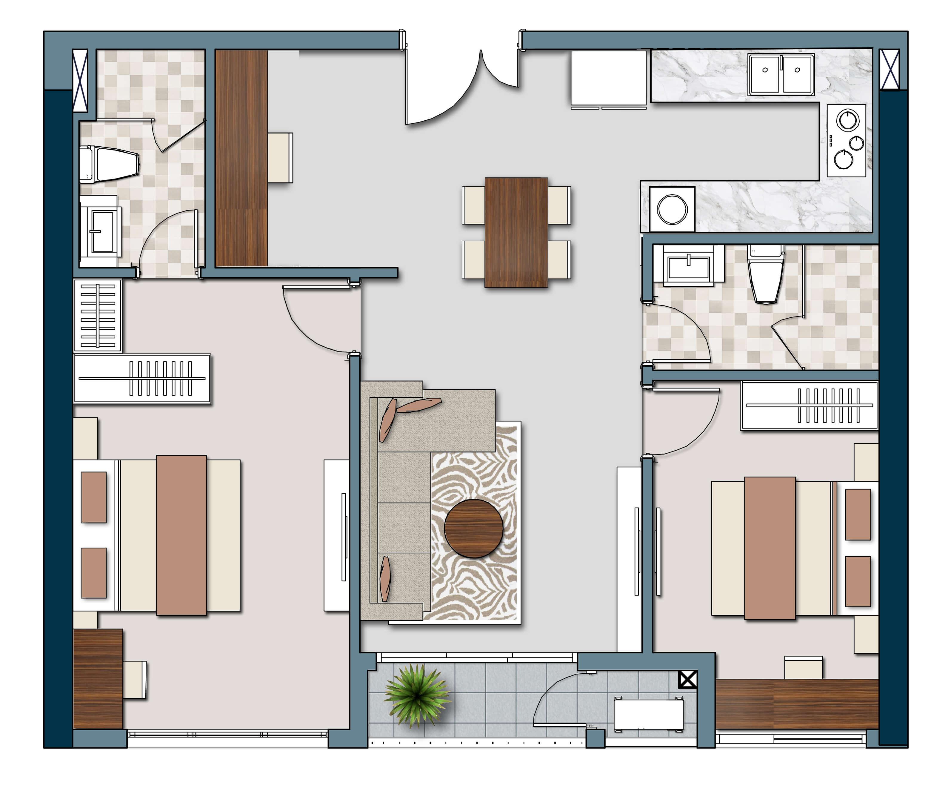 dự án căn hộ Lancaster Lincoln quận 4
