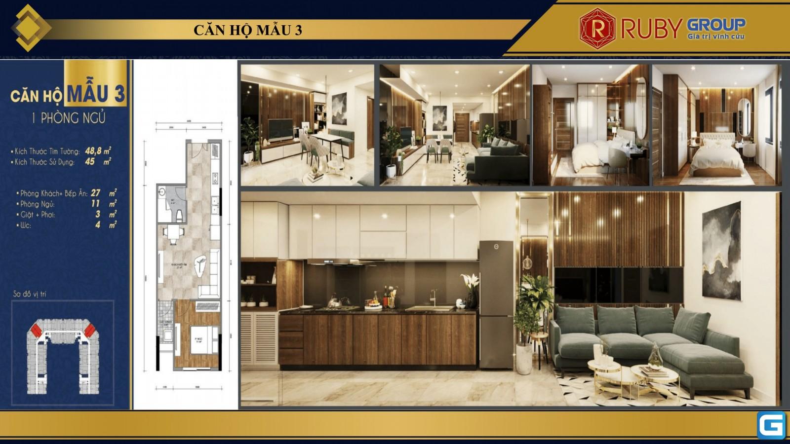 dự án căn hộ chung cư Thịnh Gia Tower Bến Cát Bình Dương