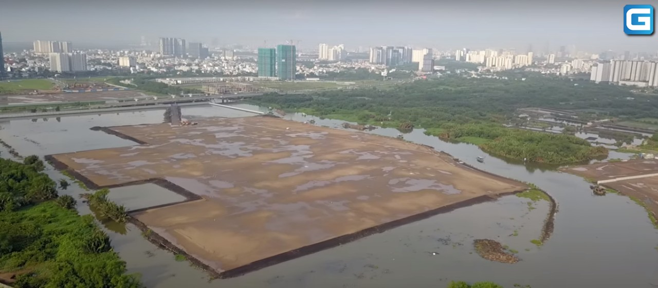 dự án Saigon Sport City quận 2