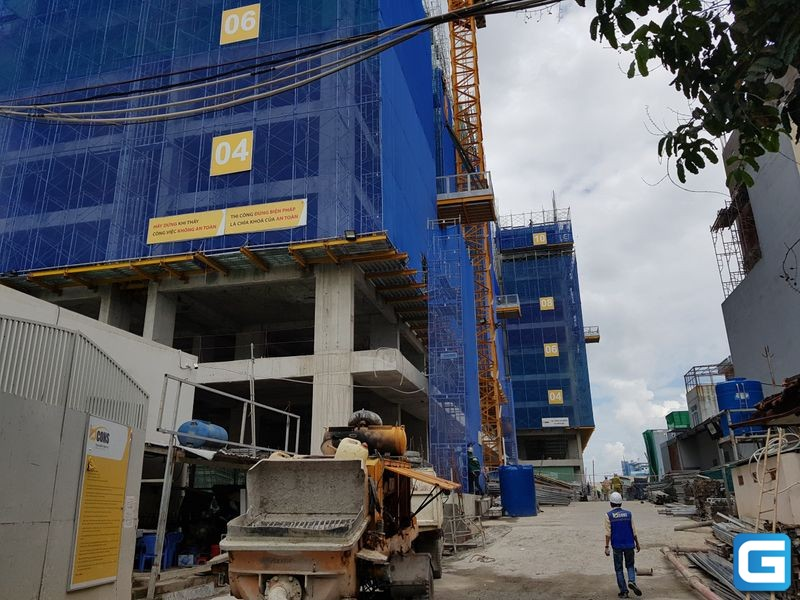 dự án căn hộ Bcons Suối Tiên
