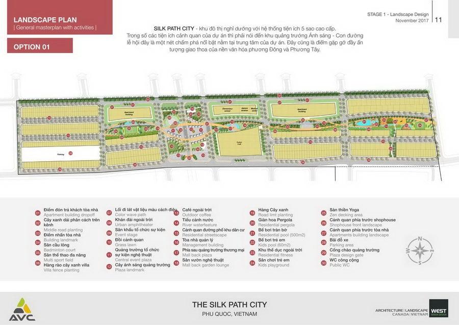 dự án The Silk Path City Phú Quốc