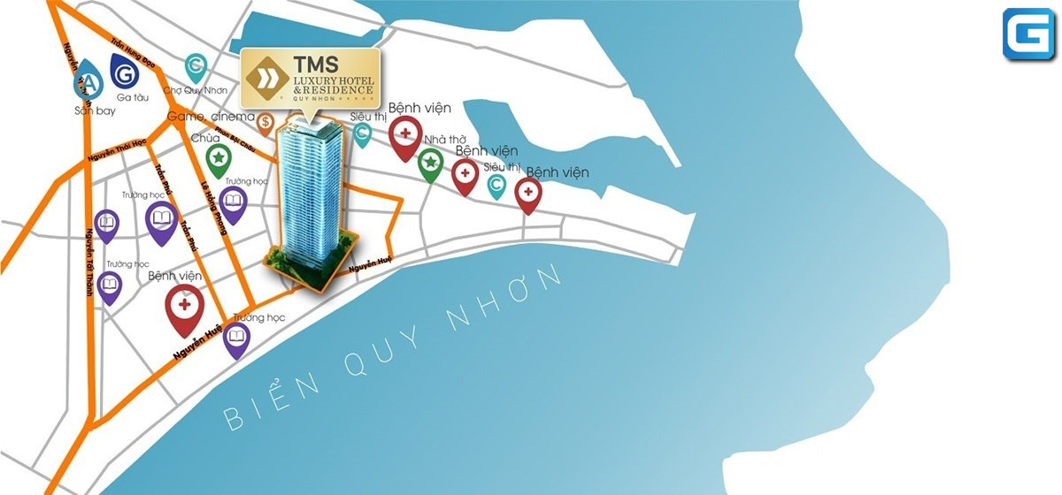 TMS Luxury Hotel & Residence Quy Nhơn